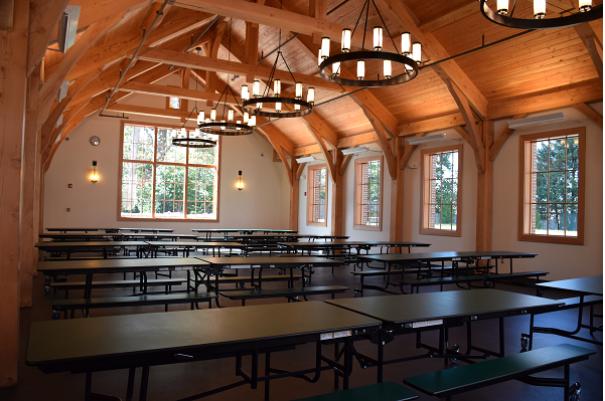Hillside Behavioral Health Dining Hall