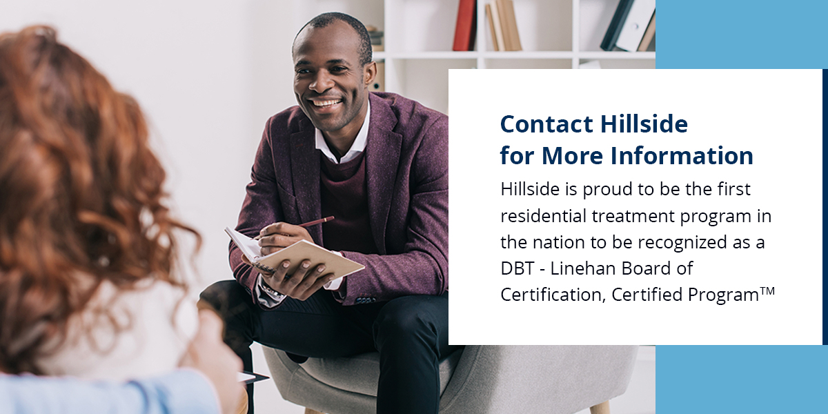 Contact Hillside for More Information
